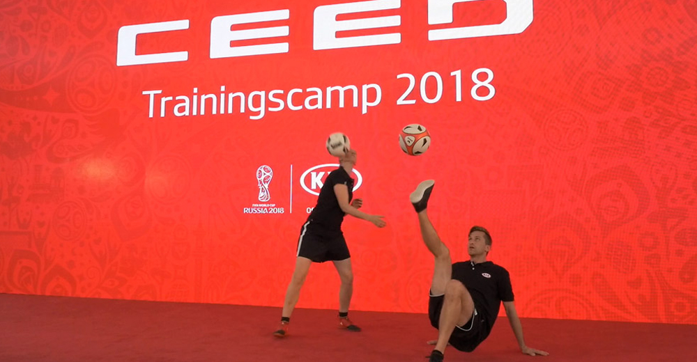 Ceed Trainingscamp