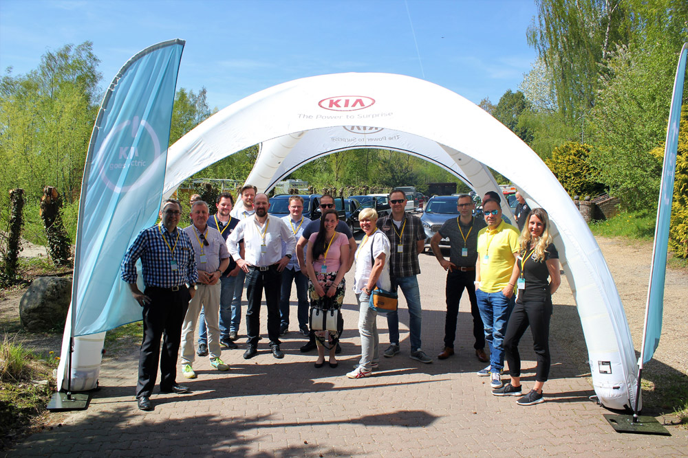Kia Kick-Off