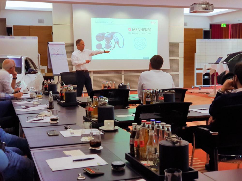 Kia Sales Assessment & Trainings