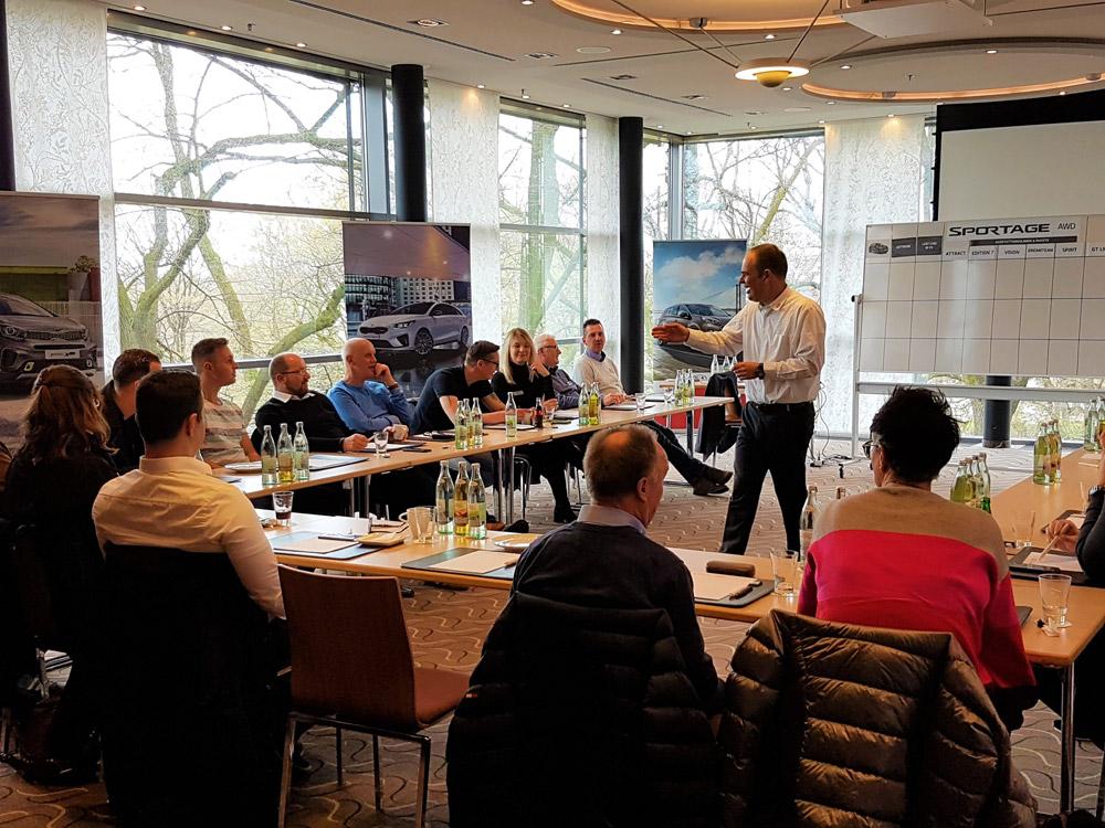 Sales Assessment & Trainings